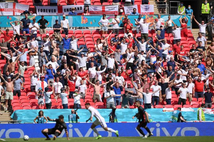 Euro 2020: Italy asks for list of England delegation going to Rome match