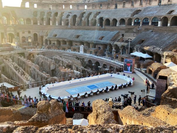 G20 culture ministers meet in Rome