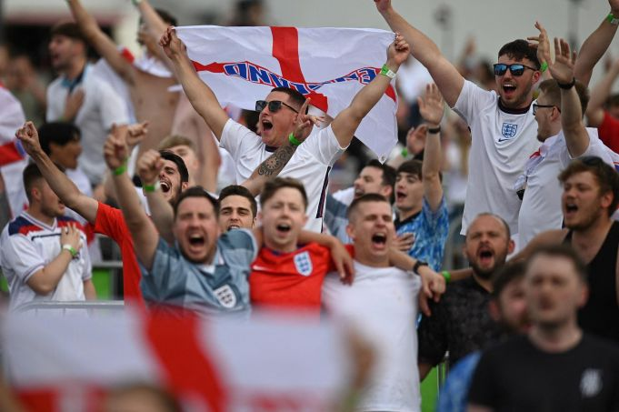 Euro 2020: England fans stuck in Rome hotels
