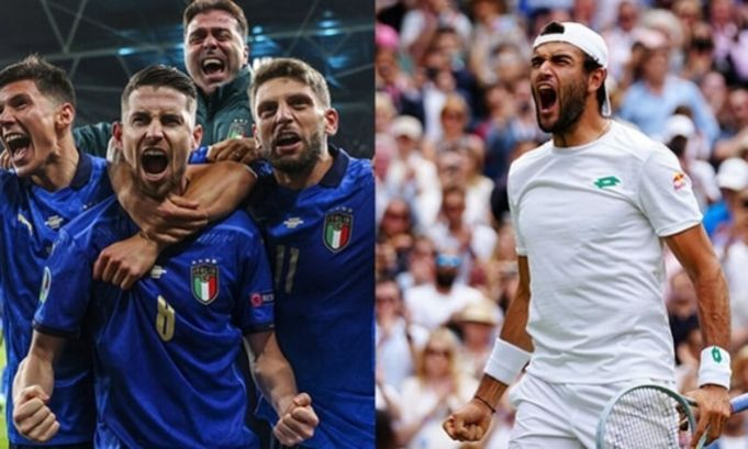 Euro 2020 and Wimbledon: Italy seeks double win in London today