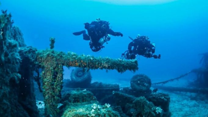 Italy eyes underwater tourism after discovery of 40 shipwrecks