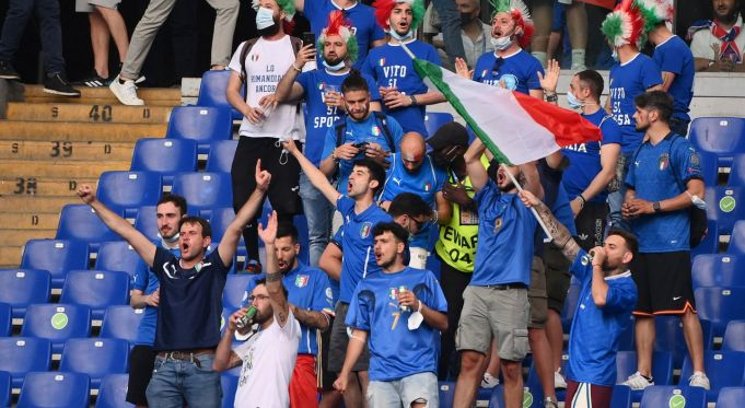 Euro 2020: Rome set to screen Italy-England final at Olympic Stadium
