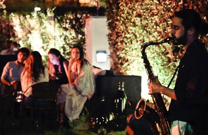 Rome's Etruscan Museum opens its gardens for cocktails and jazz this summer