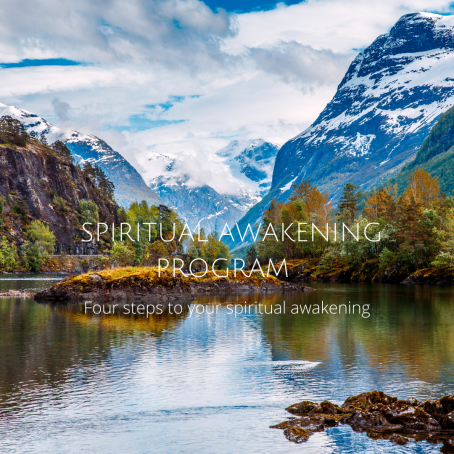The Spiritual Awakening Program (One-to-One)