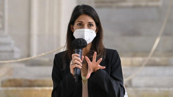 Rome's Mayor isn't in favor, or against, anti Covid vaccines.
