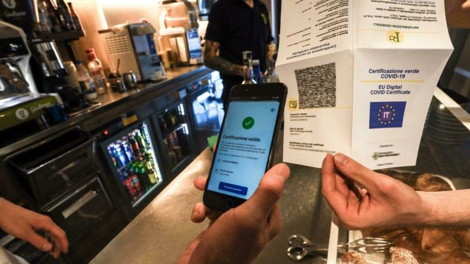 Italy Green Pass: New rules for bars and restaurants
