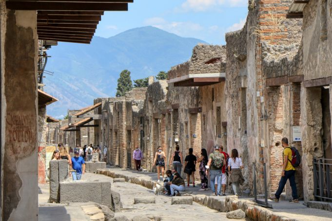 Italy: Pompeii offers free covid tests to visitors with no Green Pass