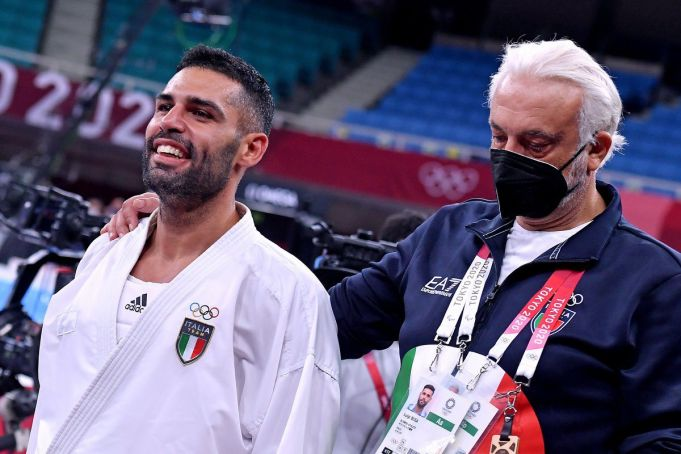 Italy breaks its Olympic medal record