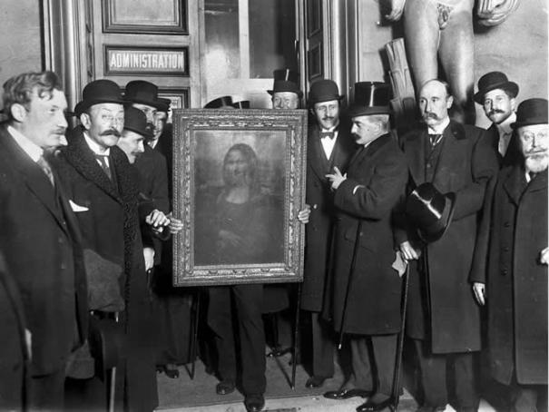 Mona Lisa finding