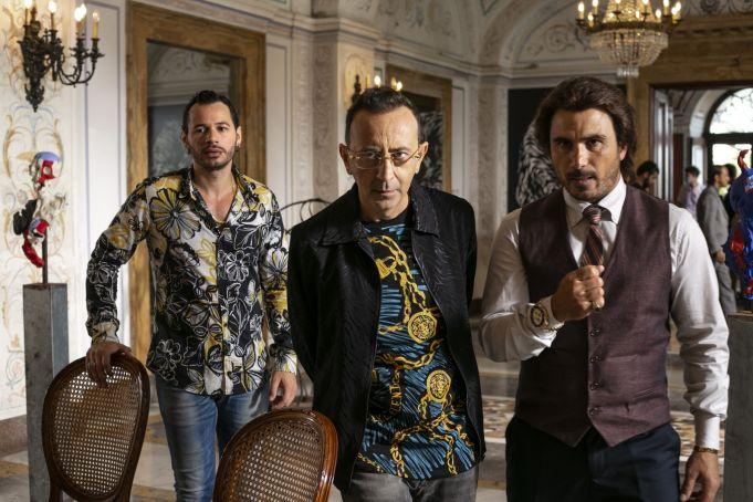 Naples: New Italian movie pokes fun at the Camorra