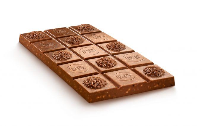 Italy: Ferrero Rocher unveils new chocolate bars