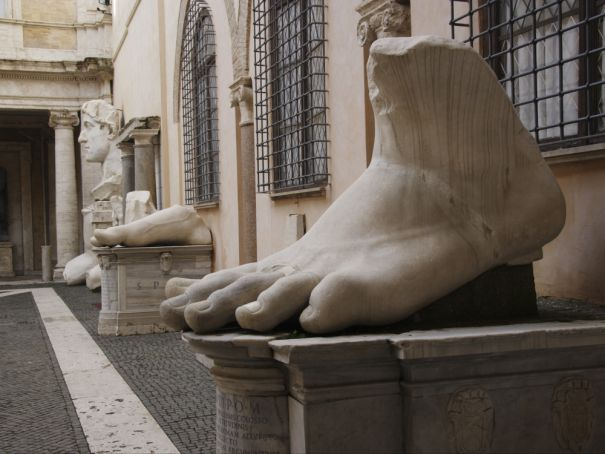 Rome city museums free on Sunday 3 October