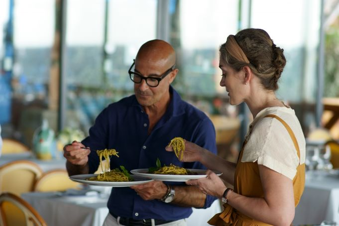 Stanley Tucci: Searching for Italy wins Emmy award
