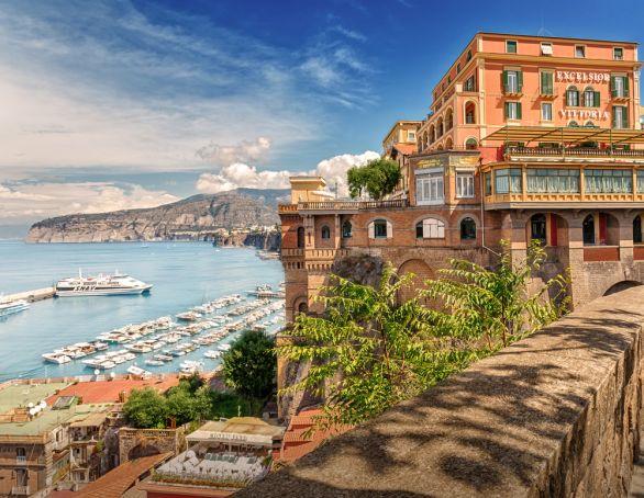 Hotel Excelsior Vittoria, Sorrento (Naples)