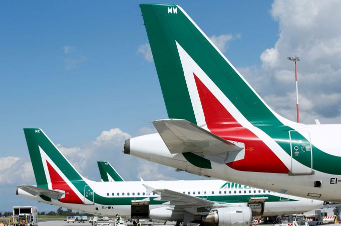 Alitalia's last flight: Italy says goodbye to airline after 74 years