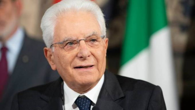 Italy's president seeks house in Rome