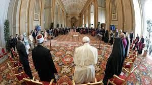 Pope, faith leaders appeal for climate action ahead of COP26