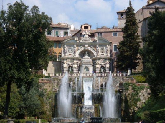 Discovering Lazio. Tivoli's wilderness garden - image 2