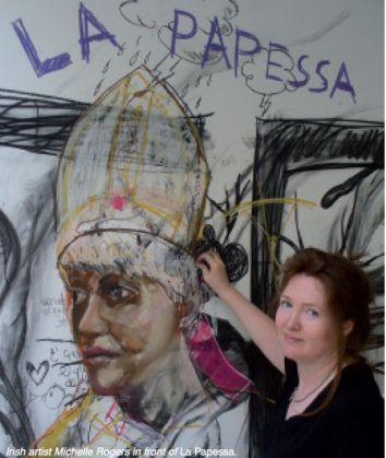 Drawing on walls - image 1
