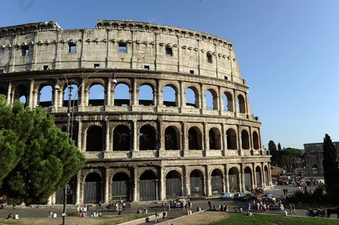 Colosseum restoration plan unveiled - image 3