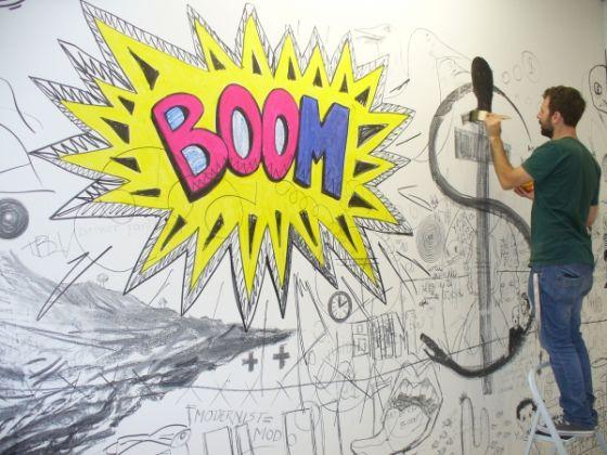 Drawing on walls - image 3