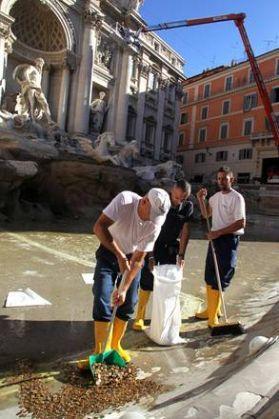 Restoring Rome's Trevi Fountain - image 2
