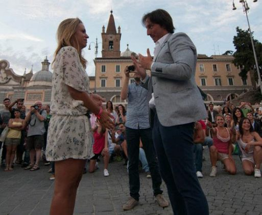 Rome's first flash mob proposal - image 3