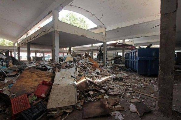 Rome's old Testaccio market demolished - image 3