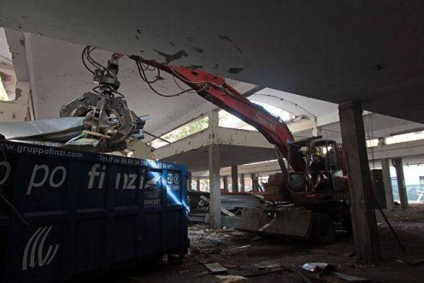Rome's old Testaccio market demolished - image 2