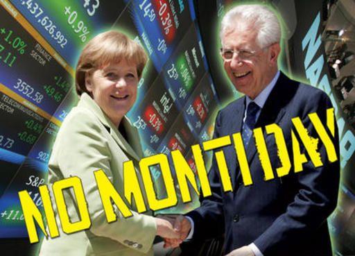 No Monti Day in Rome - image 2