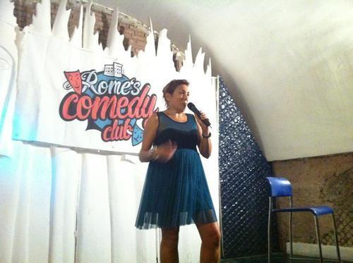 Rome's Comedy Club - image 2