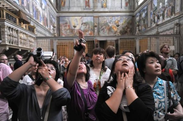 Sistine Chapel ceiling celebrates 500 years - image 2