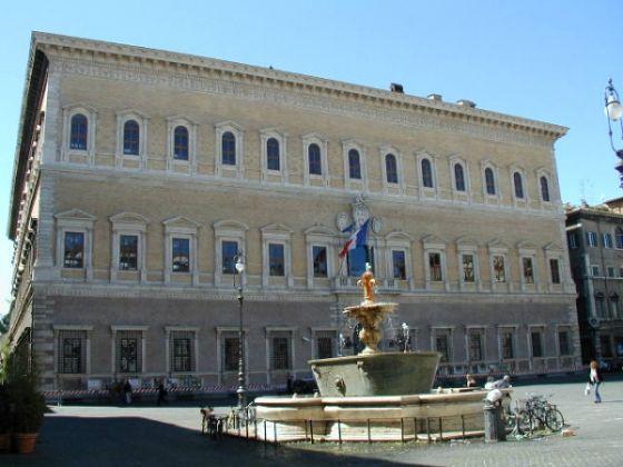 Carracci restoration in Rome's Palazzo Farnese - image 2