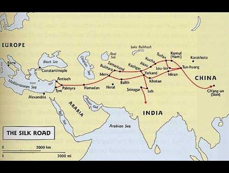 Sulle Vie della Seta. Antichi Sentieri tra Oriente ed Occidente - image 2