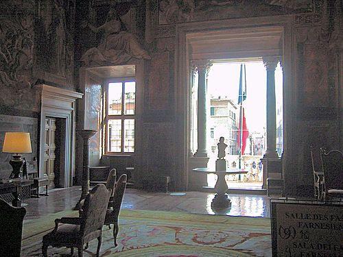 Carracci restoration in Rome's Palazzo Farnese - image 3