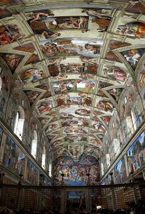 Sistine Chapel ceiling celebrates 500 years - image 3