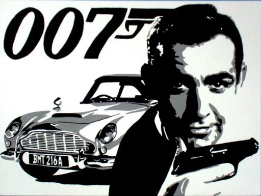 James Bond 50. Photo retrospective. - image 1