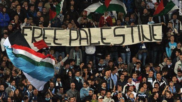 Anti-semitism at Lazio-Tottenham match - image 2