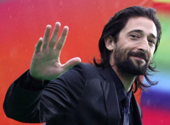 11 November: Oscar-winner Adrien Brody at the Festival with - image 2