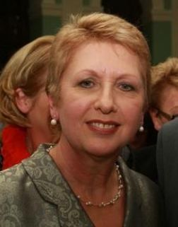 Mary McAleese book launch in Rome - image 1