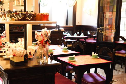 Babington's Tea Room - image 3