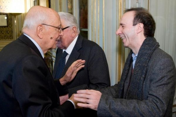 Roberto Benigni reads the Italian Constitution - image 3