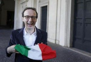 Roberto Benigni reads the Italian Constitution - image 4