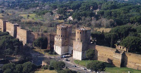 Rome's Aurelian Walls - image 2
