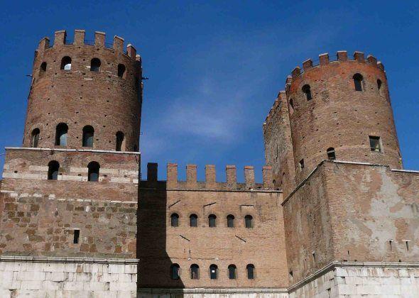 Rome's Aurelian Walls - image 1