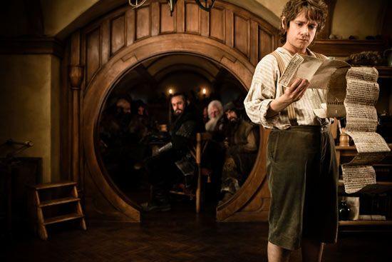 English language cinema in Rome: The Hobbit - image 2