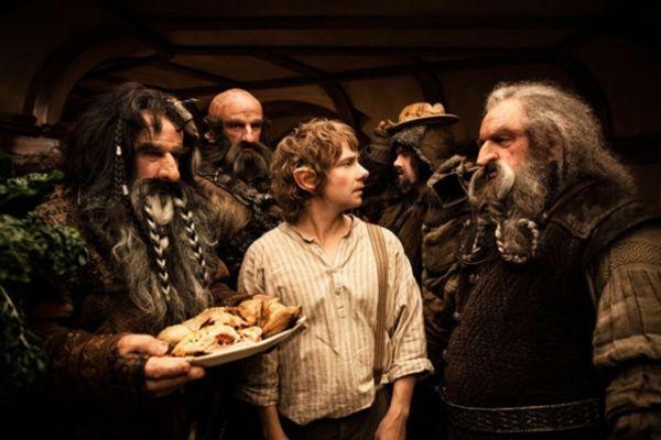 English language cinema in Rome: The Hobbit - image 3