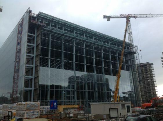Rome's new congress centre - image 1
