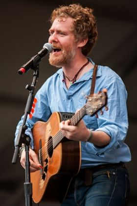 Glen Hansard and Lisa Hannigan in Rome - image 2