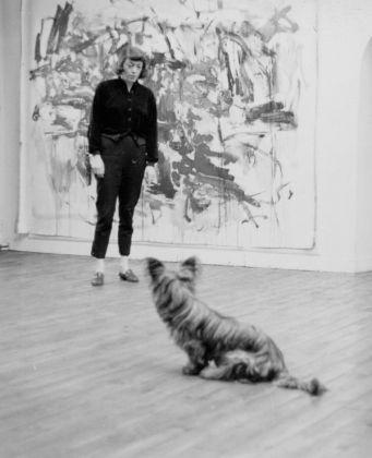 John Chamberlain and Joan Mitchell - image 2